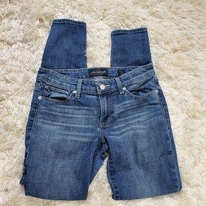Lucky Brand  Stella Skinny Jeans